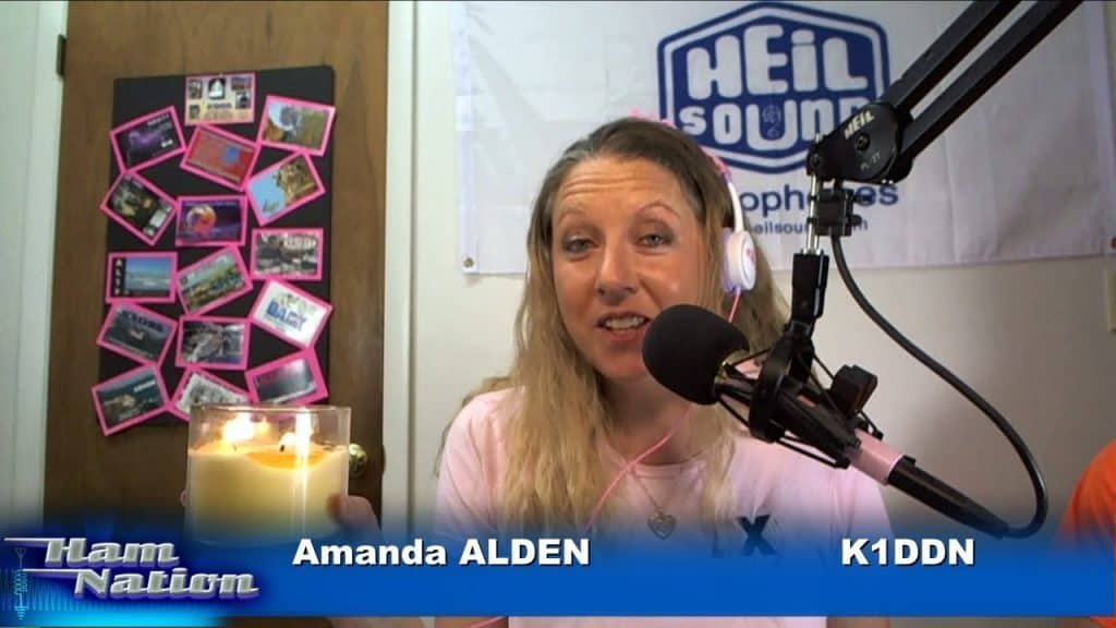 Ham Nation 321: Pineboard, Puerto Rico and Happy Birthday Amanda!